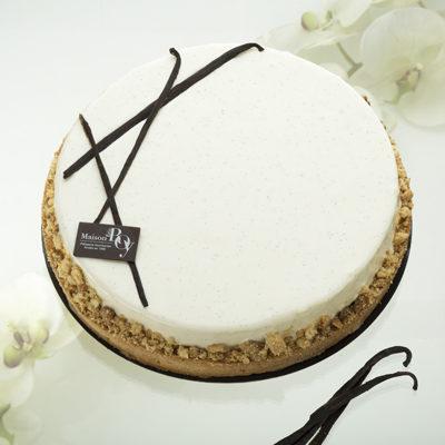 Entre-tarte Vanille