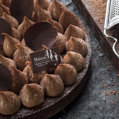 Entre-tarte Chocolat